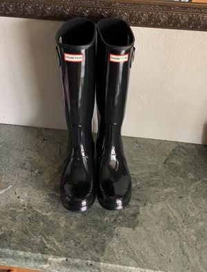 New! Hunter Tall Rain Boots size 10 women for Sale in Upland, CA