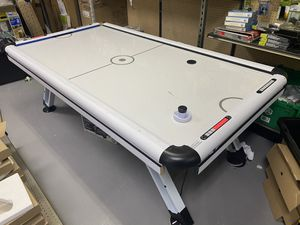 """Air Hockey Table Costco Medal Sports 89"""" for Sale in Los Angeles, CA"""