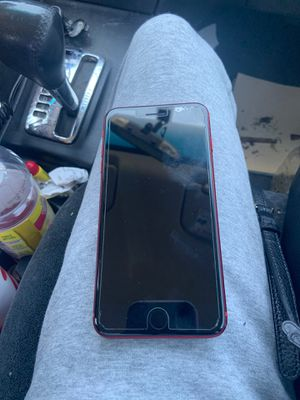 IPHONE 8+ RED for Sale in Palmdale, CA