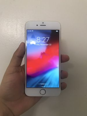 iphone 6s for Sale in Germantown, MD