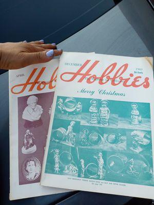 1969 Hobbies Antique Magazines for Sale in San Bernardino, CA