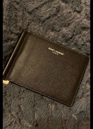 YSL Man Wallet for Sale in Chicago, IL