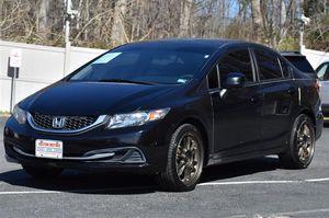 2013 Honda Civic Sdn for Sale in Fredericksburg, VA