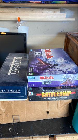 Board games for Sale in Mission Viejo, CA