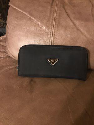Prada wallet for Sale in Wichita, KS