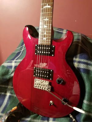 PRS SE 24 STANDARD GUITAR for Sale in Madison Heights, MI