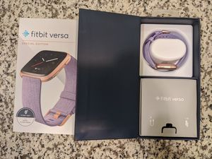 Fitbit Versa Smartwatch for Sale in Boston, MA
