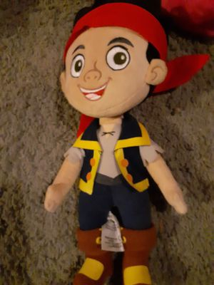 Jake and the Neverland pirates for Sale in Greenwood, IN
