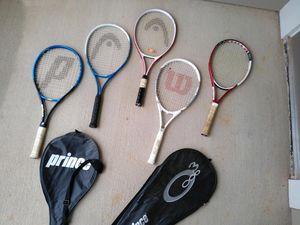 Tennis Rackets For Sale!!! for Sale in Atlanta, GA