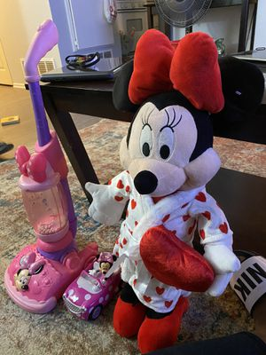 Minnie Mouse toys for Sale in Hemet, CA