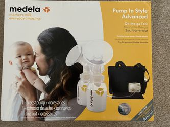Breats Pump Medela In Style Advanced (on-the-go Tote) for Sale in Gaithersburg,  MD