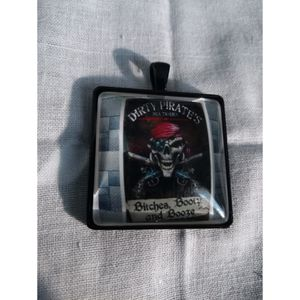 Pirate keychain necklace for Sale in Tacoma, WA