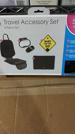 Safe Fit Travel Set for Sale in Newtonville, NY