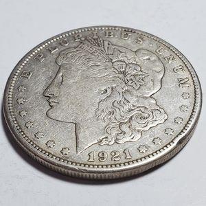 """1921 Morgan silver dollar """"S"""" for Sale in El Monte, CA"""