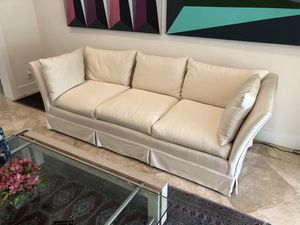 Newly reupholstered sofa and love seat for Sale in Coral Gables, FL