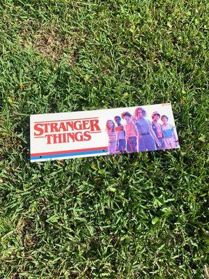 Stranger things banner for Sale in Boca Raton, FL