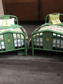 American girl doll beds for Sale in Oakdale,  CA