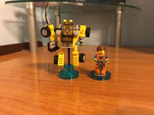 Lego dimensions the Lego movie pack for Sale in Hialeah, FL