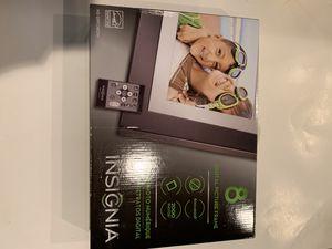 Insignia digital frame for Sale in Spring City, PA