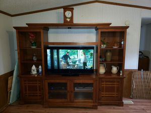 Entertainment center for Sale in Ocean Springs, MS