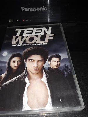 Teen wolf season 1 dvds set for Sale in Kansas City, MO