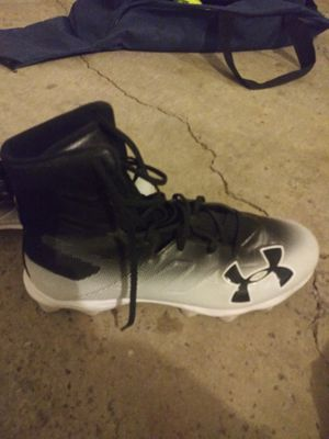 Under armour cleats for Sale in Cleveland, OH