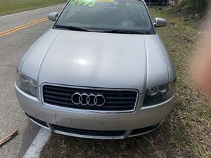 AUDI A 4 turbocharged for Sale in North Fort Myers, FL