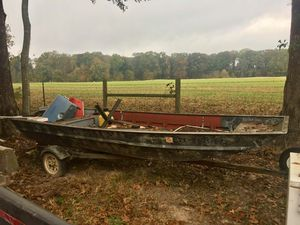 Boat and trailer for Sale in Sterlington, LA