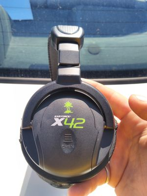 Turtle Beach Earforce x42 headset for Xbox 360 for Sale in Lacey, WA
