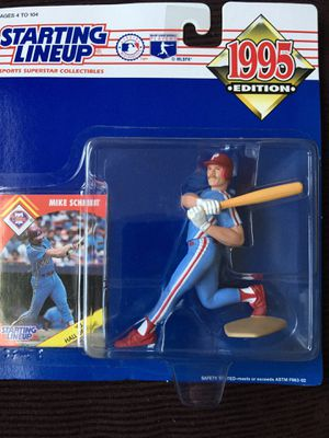 Mike Schmidt 1995 collectible action figure for Sale in Philadelphia, PA