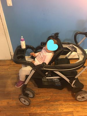 Graco double stroller for Sale in Queens, NY