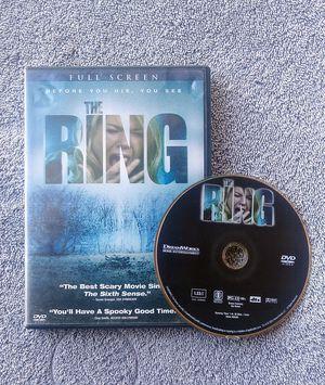 THE RING 2002 DVD original NAOMI WATTS for Sale in Corona, CA