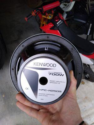 Kenwood car subwoofer for Sale in Loganville, GA