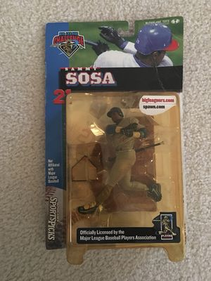 McFarlane Toys MLB Sports Picks Club Exclusive Big League Challenge Action Figure Sammy Sosa asking $10 for Sale in Charlotte, NC