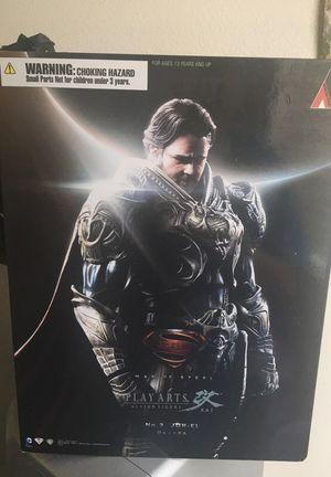 Jor - El action figure for Sale in West Valley City, UT