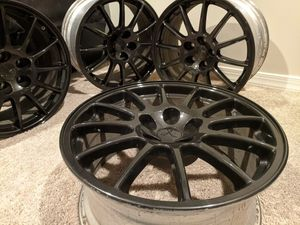 "18"" Enkei Mitsubishi Evo X GSR Wheels 5x114.3 for Sale in Laurel, MD"