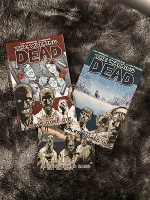 Walking Dead 1-3 for Sale in Charlotte, NC