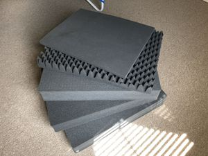 Foam Set for Pelican 1660 case for Sale in Plano, TX
