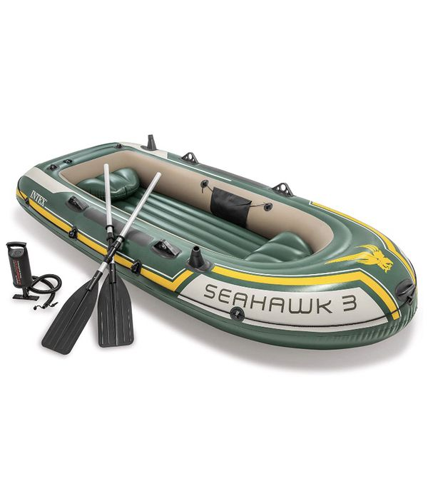 Intex Seahawk Inflatable Boat Series 3