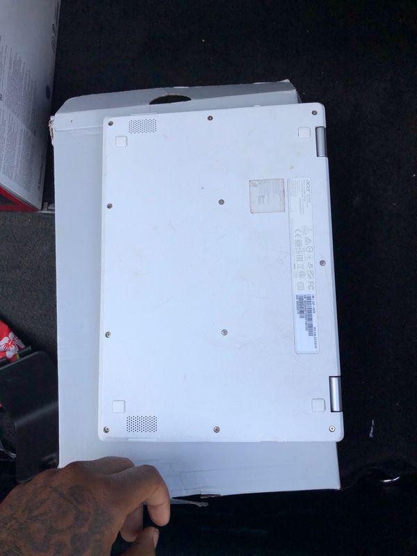 Google Acer Chrome Laptop