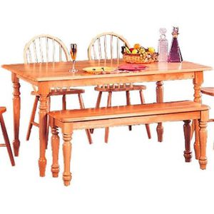 NEW Coaster 4361 Damen Rectangle Leg Dining Table for Sale in Nashville, TN