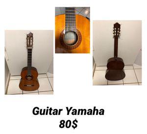Guitar Yamaha for Sale in Alexandria, VA