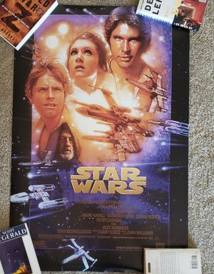 Star Wars: A New Hope - Poster for Sale in Alexandria, VA