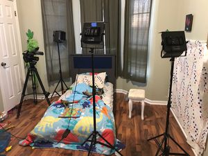 Sony FS5K film set up for Sale in Victoria, TX