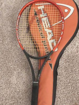 Head Junior radical tennis racket midsize.with bag for Sale in Arlington, TX