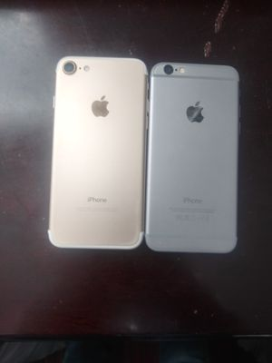 Iphone 6 and 7 for Sale in Santa Clara, CA