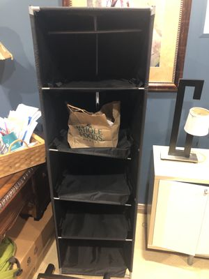Black Corner shelf for Sale in Clarksburg, MD