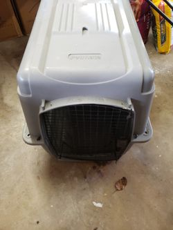Petmate Skykennel Large Dog Kennel Aircraft Approved for Sale in Normandy Park,  WA