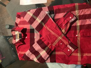 Burberry. L for Sale in Murfreesboro, TN