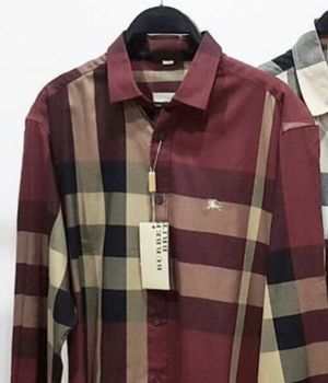 SHIRT BURBERRY FOR MEN BRAND NEW for Sale in Dallas, TX